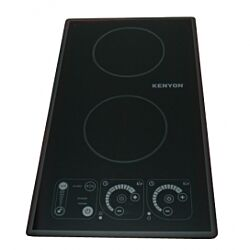 Silken2 cooktop portrait- touch control (two 6 ½ inch) 240V