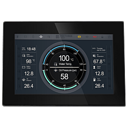 """T5 Engine Monitor 5"""" LCD Touch screen"""