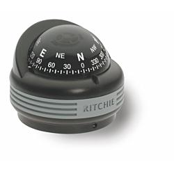 "Ritchie Trek™ TR-33, 2¼"" Dial Surface Mount - Black"
