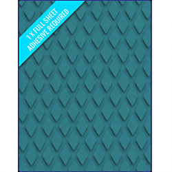 BLUE - Original Sheets Diamond Pattern 11200x900x3/2mm