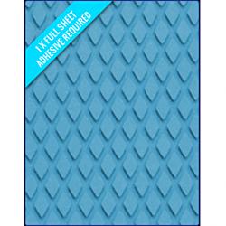 LIGHT BLUE - Original Sheets Diamond Pattern 1200x900x3/2mm