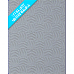 LIGHT GREY - Original Sheets Smooth Pattern 1200x900x3/2mm
