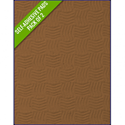 FAWN - Original Step Pads Smooth Pattern275x135x3/2mm
