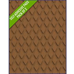 FAWN - Original Step Pads Diamond Pattern 550x135x3/2mm