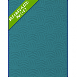 BLUE - Original Step Pads Smooth Pattern 550x135x3/2mm