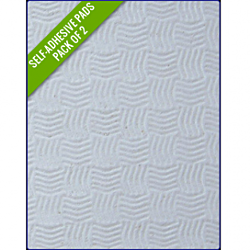 WHITE SAND - Original Step Pads Smooth Pattern 550x135x3/2mm