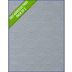 LIGHT GREY - Original Step Pads Smooth Pattern 412x203x3/2mm