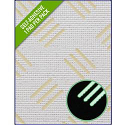 Checker Grey/Green Glow 412 x 203 x 3mm