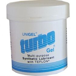 Turbo Gel Synthetic Teflon Lubricant Gel (250g Pot)