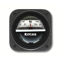 "Ritchie Explorer™ V-537, 2¾"" Dial Bulkhead Mount - White Card"