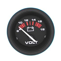Voltmeter 8-18 V
