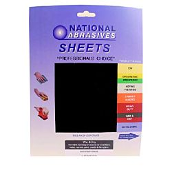 P2250 wet & dry aluminium oxide 25 box