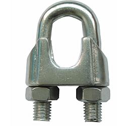 Wire Rope Grip - S/Steel 3mm