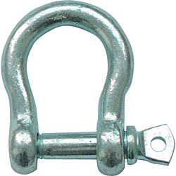 Bow Shackle - Hot Dip Galvanised 5mm