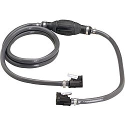 Waveline Yamaha / Hidea Fuel Line c/w Primer Bulb