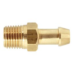 Waveline Universal Straight Brass Adapter 3/8