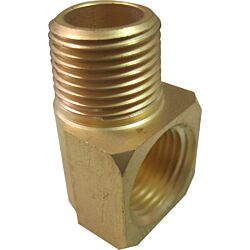 Waveline Universal 90 Deg Brass Elbow