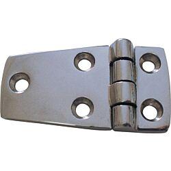 Deck Hinge 5 hole - S/Steel 1 1/2 x 2
