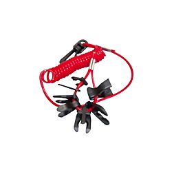 Waveline Boat Kill Switch Keys with Lanyard
