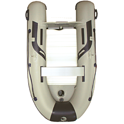Solid Transom Dinghy With Aluminium Floor