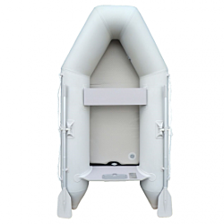 3m WavEco inflatable boat with a solid transom & Airmat Floor