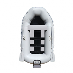 2.30m WavEco Roundtail inflatable boat with Slatted Floor (Inc Engine Bkt)