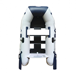 2.70m Waveline inflatable boat with a solid transom & slatted floor