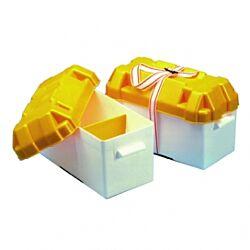 Battery Box Large Yellow 200x410x200mm