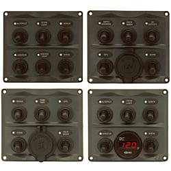 Toggle Switch Panels