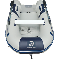 Solid Transom Dinghy With Airdeck Floor