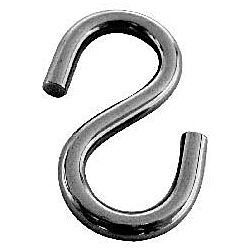 S Hooks AISI316  Stainless Steel