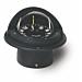 "Ritchie Voyager® F-82, 3"" Dial Flush Mount - Black"