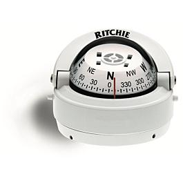 "Ritchie S-53W Explorer Surface Mount White 2-3//4/"""
